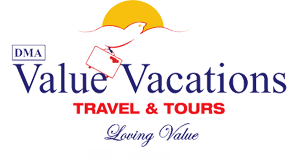 DMA Value Vacations Travel and Tours